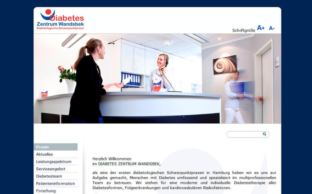 Diabetes Wandsbek