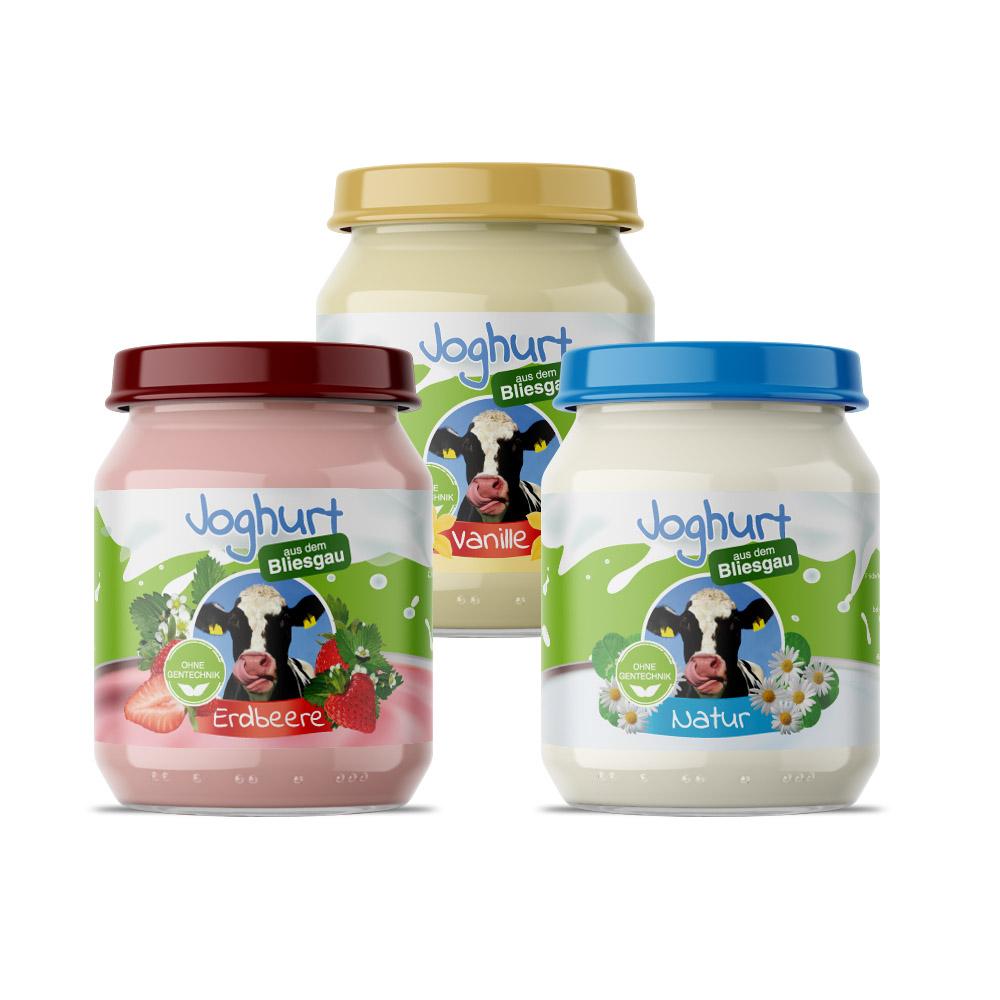Sandmeier Joghurt